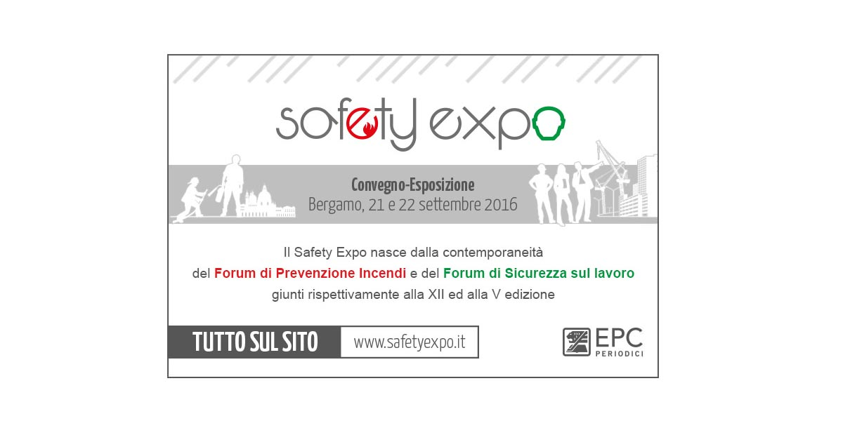 Safety Expo 2016